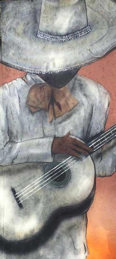 Chilangos Mexican Restaurant artwork
