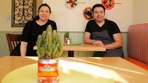 Chilangos homemade Mexican food