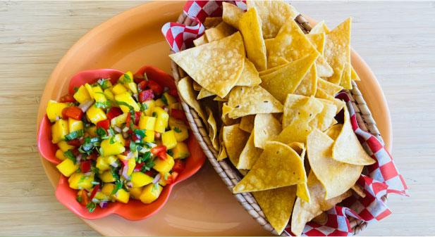 Mang Salsa and Chips